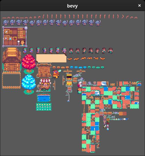 dynamic texture atlas